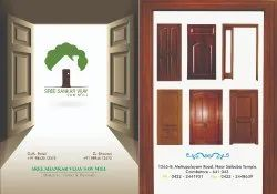 Door Frames in Coimbatore, Tamil Nadu | Get Latest Price