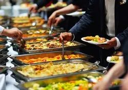 Fast Food Catering Service