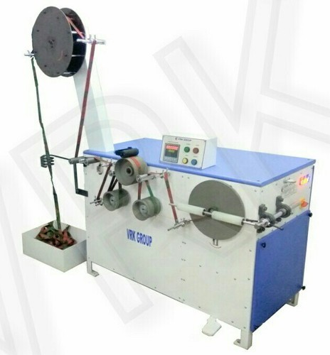 Automatic Measuring And Tape Rolling Machine