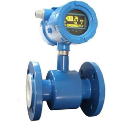 Digital water flow meters