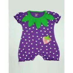 Printed Infant Baby Romper