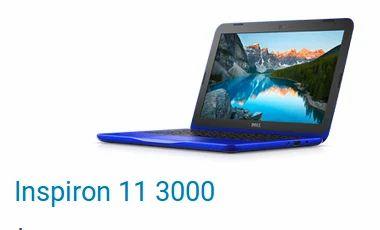 8b71dd83d Dell Inspiron 11 3000 Laptop