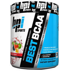 BPI Sports Best BCAA, Packaging Type: Bucket, Packaging Size: 300 Gms