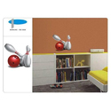 Bowling Wall Graphics, For Home