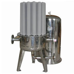 SS Chemical Water Filter Housing