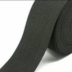 Black Elastic Tape