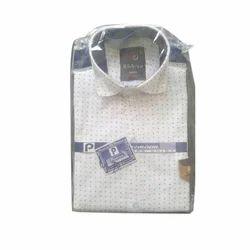Large , XXL Printed Men's Formal Shirt