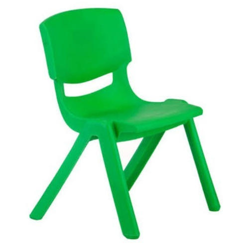 ICrystal Green Baby Plastic Chair