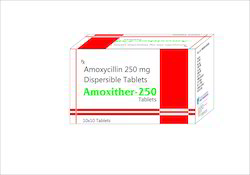 Amoxycillin Dispersible Tablets