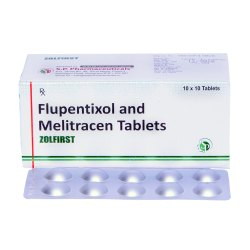 Flupentixol 0.5 MG Melitracen 10MG Tablets