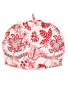 Hand Printed Floral Cotton Kitchen Appliance Tea Cozy