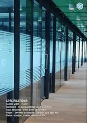 ORB Aluminum Office Partitions