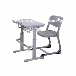 School Chair And Desks