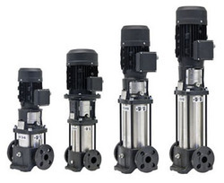 LUBI / KIRLOSKAR / WILO Vertical Multi Stage Inline Pumps