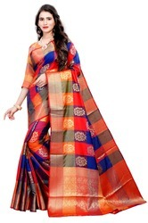 Patola Silk Saree New Ikkat Saree for Women