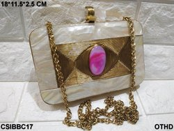Brass Shell Box Clutch