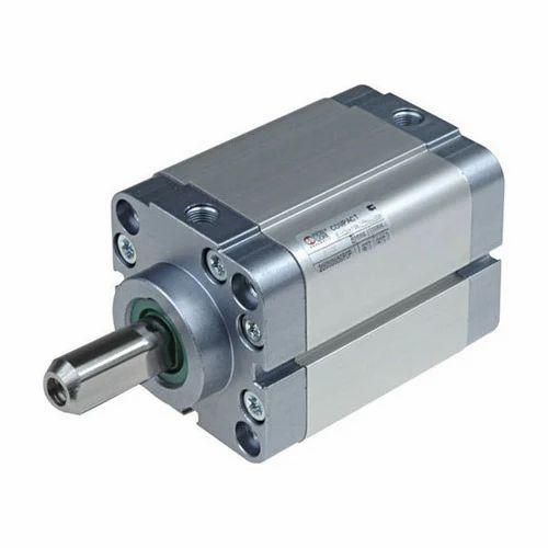Compact Pneumatic Cylinder कॉम्पैक्ट न्यूमेटिक सिलेंडर