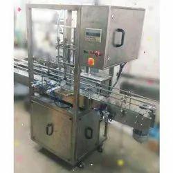 2 Head Automatic Digital Bottle Filling Machine