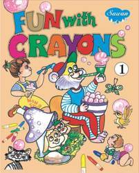 Fun With Crayons 1 Book
