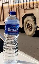 Delta 1 Liter Packaged Drinking Water Bottle