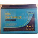 HBL Optimuz SMF VRLA Battery