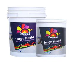 Rayband's Tough Shield High Shield Exterior Emulsion Paint