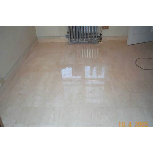 Marble Flooring, Thickness: 5-12mm