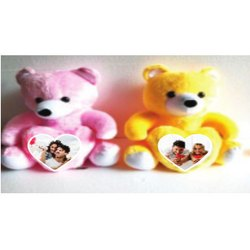 FUR Available in Pink, Yellow Teddy Bear, For Interior Decor