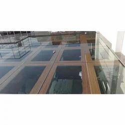 Transparent Ais Laminated Floor Glass