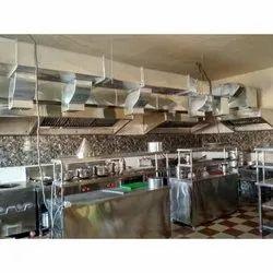 Hotel Kitchen Setup