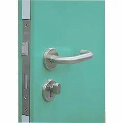 Rectangle Metal Door