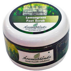 Aromablendz Lemon Grass Foot Scrub