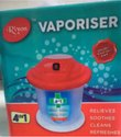 Steam Inhaler And Vaporizer