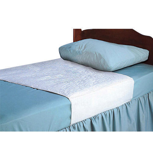Perfect Cotton And Cotton/polyester Blend BLUE And GREEN Hospital Bed Draw Sheet,  Size: