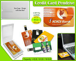 Credit Card Pendrive