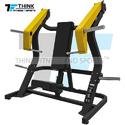 Wide Chest Press  Plate Loaded Gym Machine