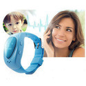 Plastic Child GPS Tracker, for Car, Screen Size: 2.5 inch
