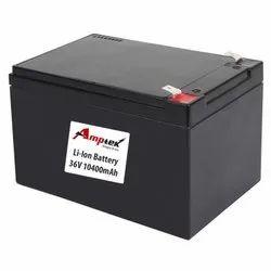 Li-Ion Battery Pack 36V 10400 Mah