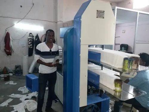 DK Machines, New Delhi - Manufacturer of Napkin Making