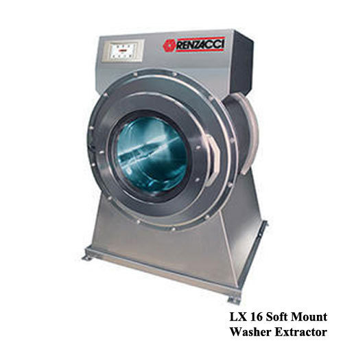 Soft Mount Washer Extractor (LX 16)