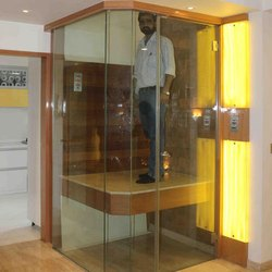 Hydraulic Passenger Elevators, Capacity: 200-1000 kg