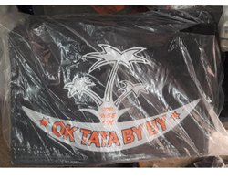 Tata Type Black Mud Flap