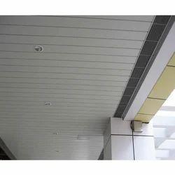 Decorative Linear False Ceiling
