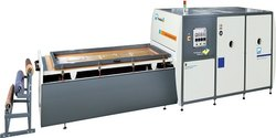 Wood Vacuum Membrane Press, Automation Grade: Semi-Automatic