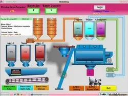 Cement Mixer Control System