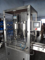 Automatic Two Head Augur Filling Machine