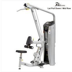 Lat Pull Down Seated Row-Discovery