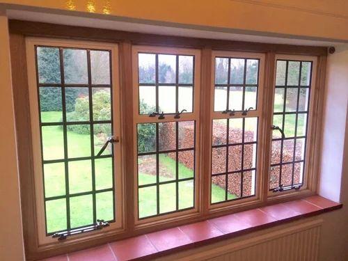Rectangular Metal Window Frames