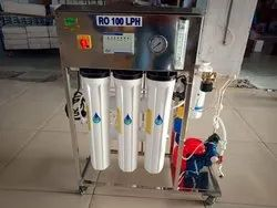 Hi-Tech 100 LPH RO Water Purifier, for Water Purification, Features: Auto Shut-Off