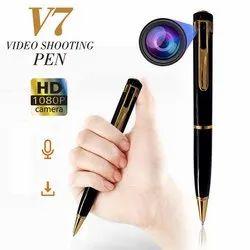 Red Spy Pen Camera V7 HD 1080P